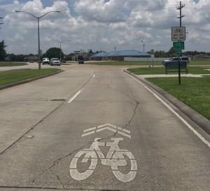Houma Bike Lane